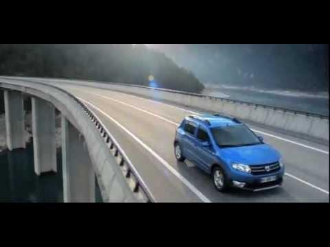 Новая Dacia Sandero промо