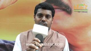 Bala Ganesh At Marappachi Movie Press Meet