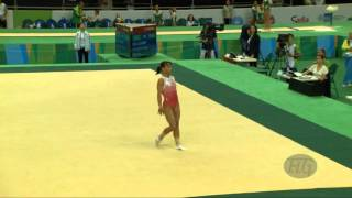 CHUSOVITINA Oksana (UZB) - 2016 Olympic Test Event, Rio (BRA) - Qualifications Floor Exercise