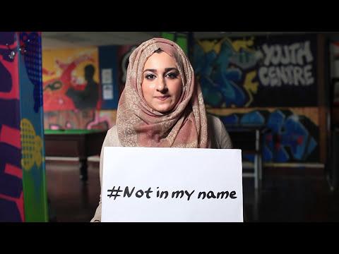 #NotInMyName: ISIS Do Not Represent British Muslims
