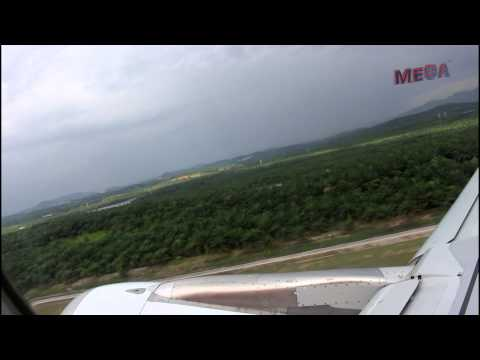 ✈ Air Asia A320 Flight Experience : AK 1364 Kuala Lumpur To Bali