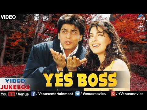 Yes Boss Video Jukebox | Shahrukh Khan Juhi Chawla |