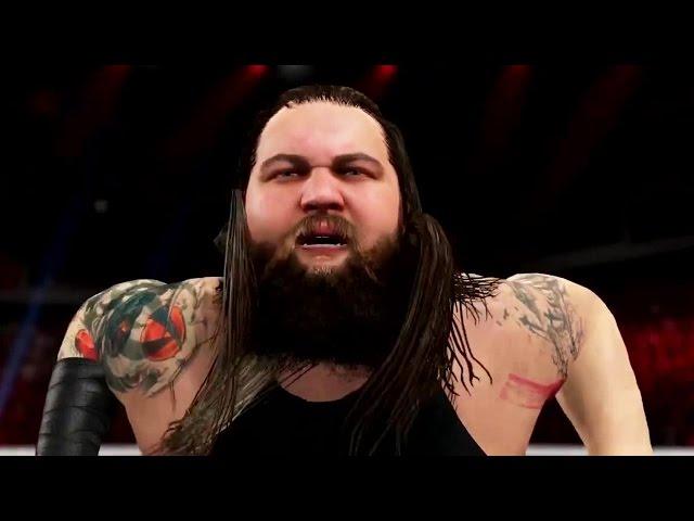 WWE 2K15 Maneuver Trailer