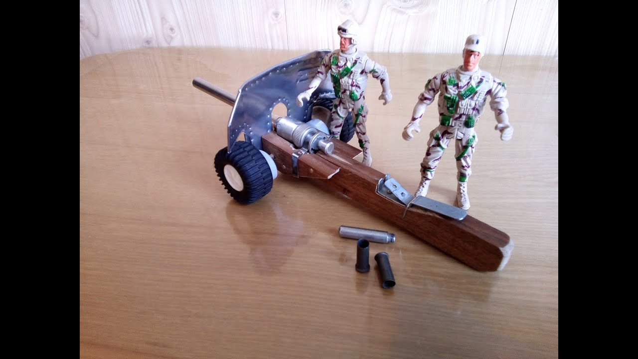 Как сделать игрушечного солдата из подручного материала