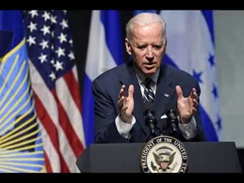 Ukraine 'Fighting For Very Survival' US Vice President Joe Biden a report