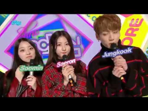 [ENGSUB] BTS Jungkook & J Hope Special MC @ Music Core Full Cut