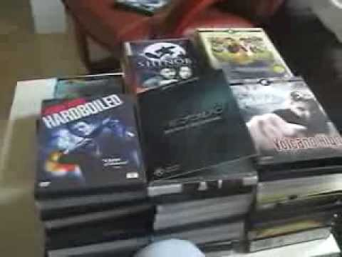 My Whole Asian Movie Collection + A Shout Out To Tattooeddoorman video