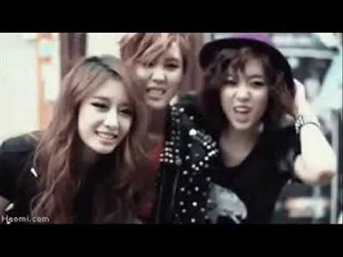 eunjung hyomin and jiyeon (t-ara sugar free)
