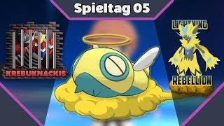 Der Gott! | OPL Spieltag 5 vs. Lightning Rebellion