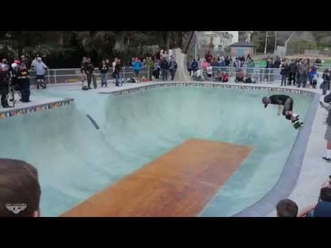 SLO Skate Park Grand Opening - Gravity Skateboards Team Trip - Part I