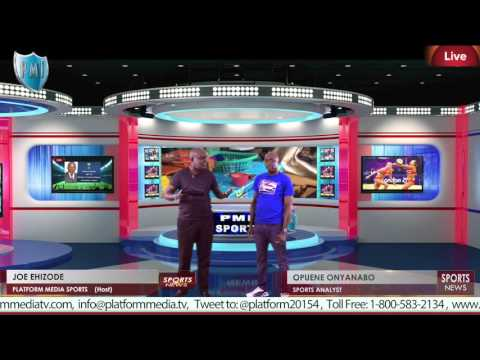 NIGERIA IN NEED OF VIABLE SPORTS AGENDA by Plaform Media Int. SPORTS