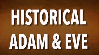 Video: Do Christians believe in an historical Adam and Eve? - Christian Diversity