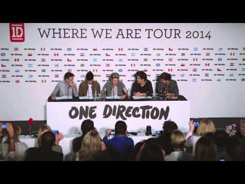 One Direction announce Croke Park concert and Stadium World Tour