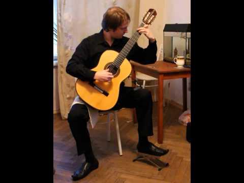 Бах Иоганн Себастьян - BWV 997 -  1. Прелюдия (ре минор)