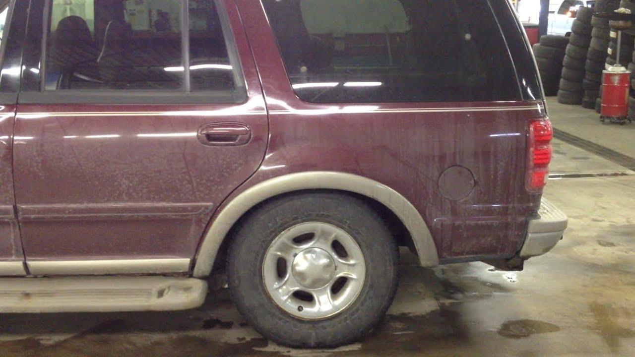 Ford Air Ride Rear Suspension Down Diagnosis  U0026 Fix