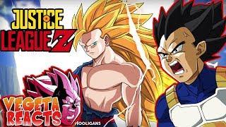 Download Lagu Vegeta Reacts To Justice League Z (Justice League + Dragon Ball Z) Gratis STAFABAND