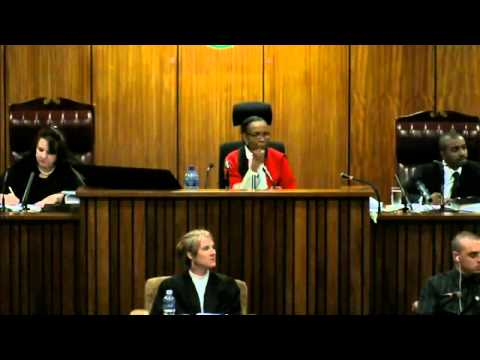 Pistorius trial day one  Athlete's lawyers tear into first witness