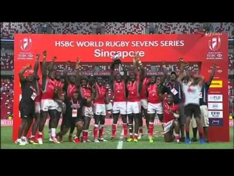 Ignorance display on social media after Kenya's Singapore 7s win