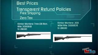 Kimber Montana Hunting Rifles - Where To Buy Them Online ?