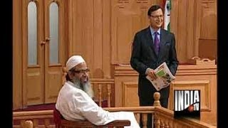 Aap Ki Adalat - Maulana Mahmood Madani, Part 4