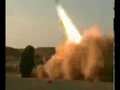 Iran Fateh/Fatih 3 New Ballistic Missile Test 01
