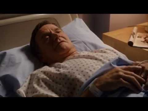 Robin Williams foreshadows his own death