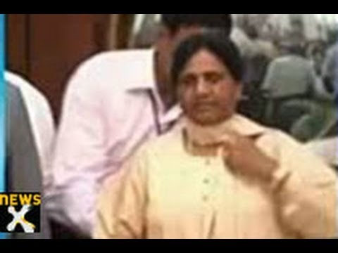 NRHM scam: Mayawati recommends CBI probe into accountant's death - NewsX