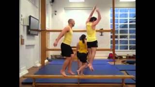 Gymnastics Group Apparatus 2012