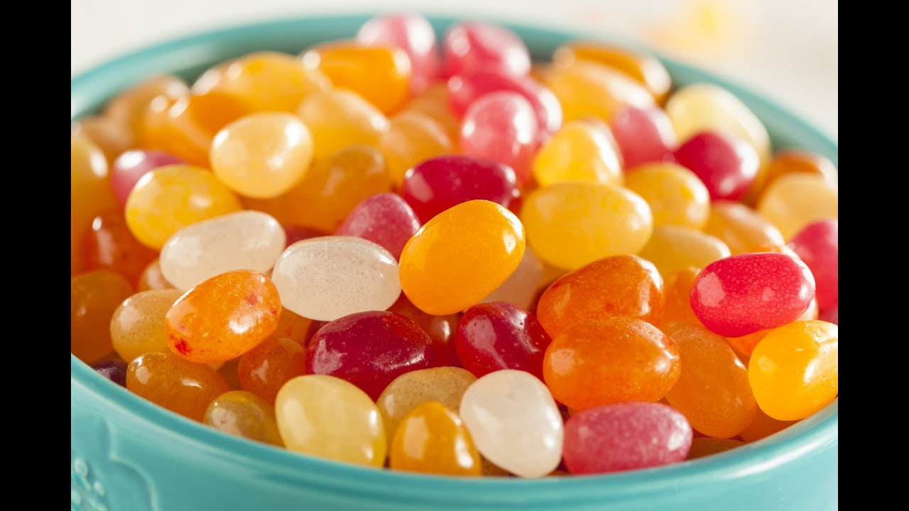 How To Make Jelly Beans - YouTube