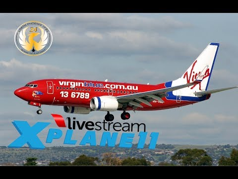 X-Plane 11 | A332 A320 733 | Do you come from a land downunder?