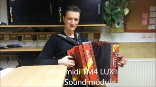 Totter Midi TM4 Lux new sound modul 2015