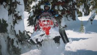 Riding RMKs and Timbersleds with Backus Racing in BC Canada