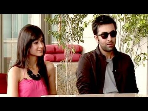 Ileana and Ranbir speak about Barfi!
