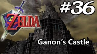 Ocarina of Time N64 100% - Episode 36 - Ganon's Castle