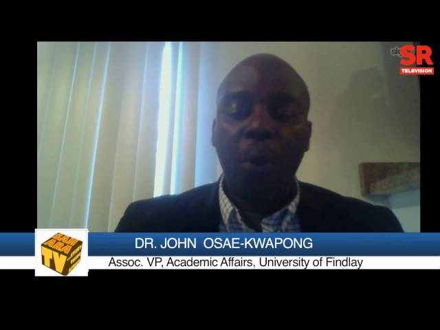 Pres. Jonathan Deserves Commendation For Conceding Elections Early-Dr. John Osae-Kwapong
