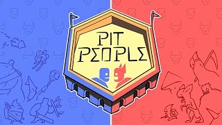 Pit People | BRAND NEW GAME! (From the creators of Castle Crashers and Battle Block)