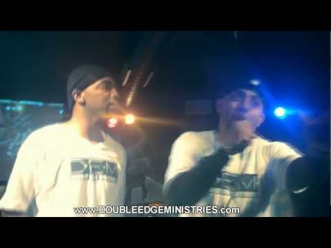 Buck Barnabas feat Randy-G Live at Cross Culture Cafe (Album...