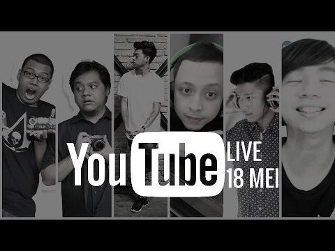 Hangout Bareng YouTubers #3 - YouTube Gamers Indonesia