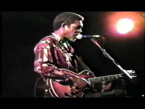 Luther Allison Live! At Memphis in May 1996 Part 7 of 10.
