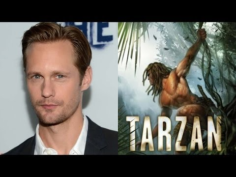 TARZAN Movie Sets Cast & Release Date