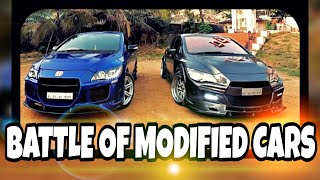 Spent 3 Lakhs For This/Modified Cars In India/Aftermarket Bumpers/Modified Civic VS Honda Civic 2019