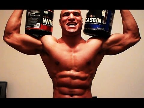 Do You Really Need Whey or Casein Protein Supplements? (Big Brandon Carter)