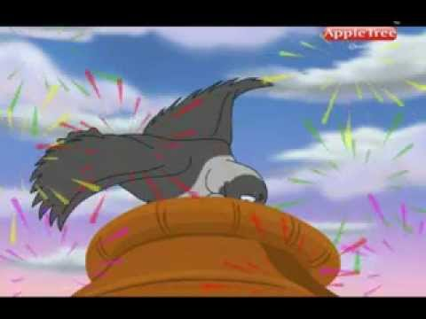 தாகம் தீர்ந்த காகம் (thirsty Crow) video