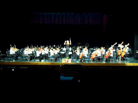 Sailor's Song - Truitt Middle School Non-Varsity Orchestra