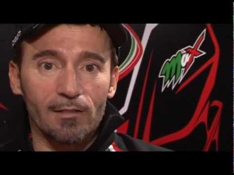 2012 Aprilia Racing Team — Max Biaggi Interview
