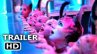 "CATS ""Crazy About Idris"" Trailer (2019) Taylor Swift, Idris Elba Movie HD"