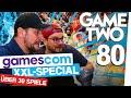 Gamescom 2018 XXL: Die 30 spannendsten Spiele | Game Two #80