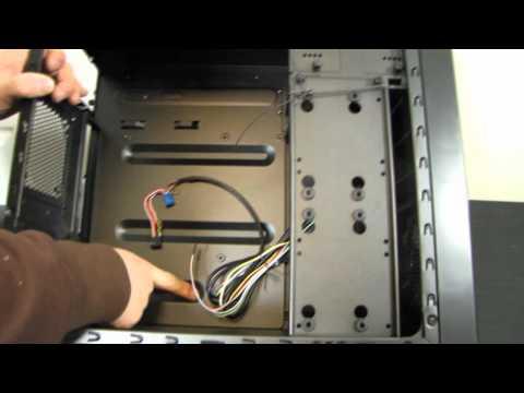 Fractal Design Core 1000 mATX Compact Computer Case Unboxing & First Look Linus Tech Tips