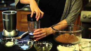 How to Make a Healthy Dark Chocolate Bar From Cocoa Powder Topped ... : Healthy & Delicious Recipes