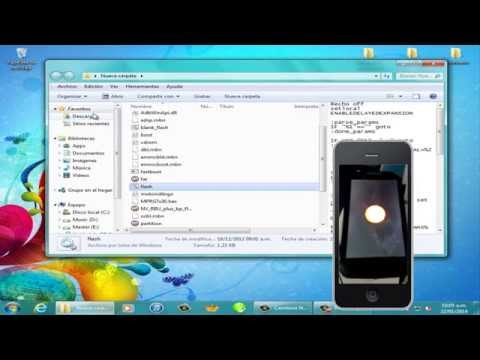 Solucion Motorola XT626  y XT621 Trabado en la M